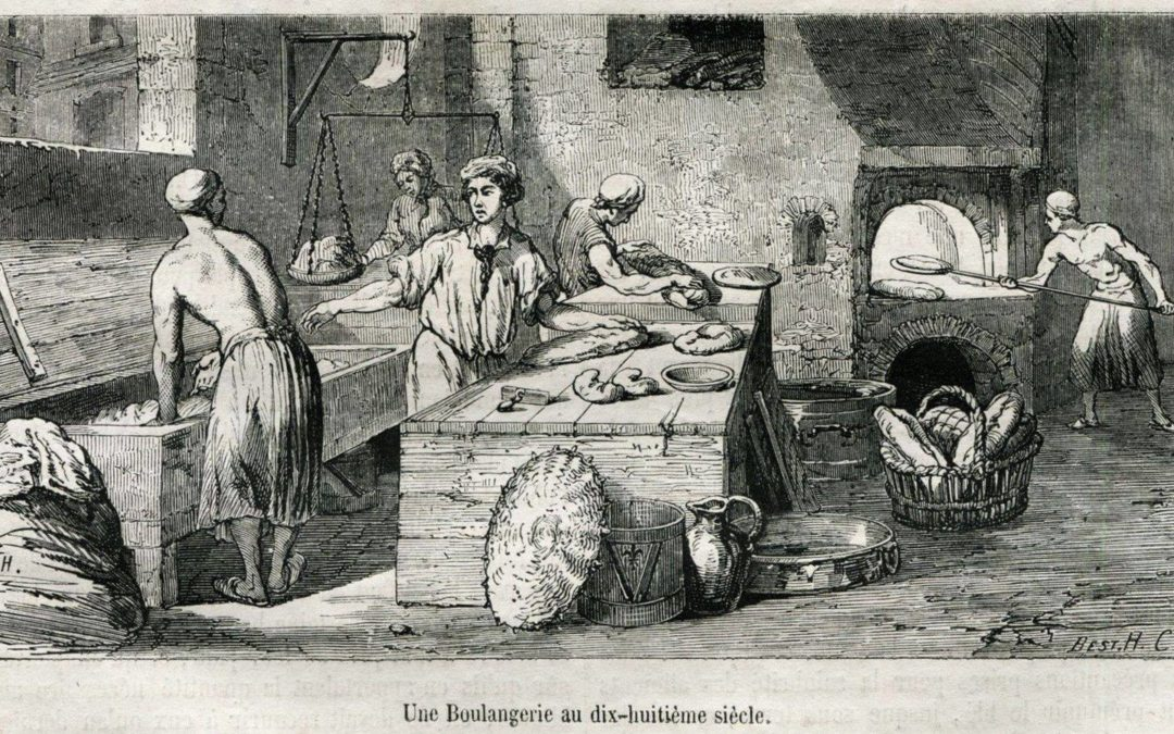 A tavola con i torinesi di inizio 1700: il pane