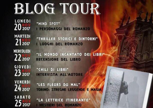 "Blog tour La Città delle Streghe: ""Les Fleurs du Mal e il sovrannaturale del romanzo"""