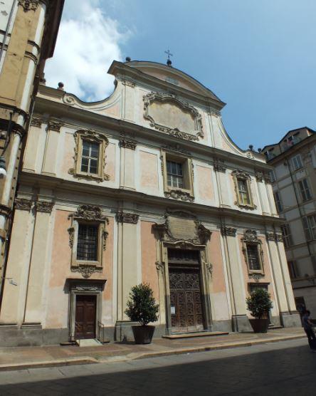 La chiesa di San Dalmazzo, i maiali e la misericordia