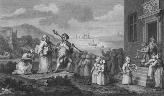 Gli orfani della Torino barocca