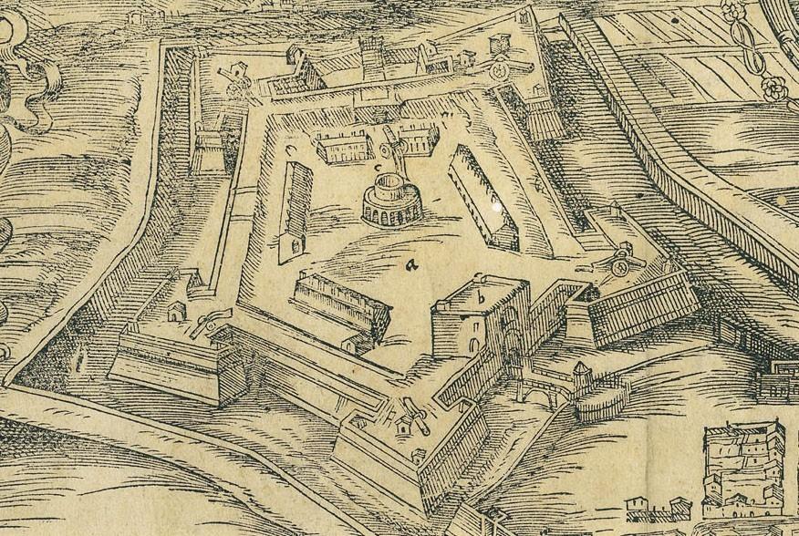 1-2 luglio 1706: accadde oggi, ieri, ier l'altro: guerra di trincee
