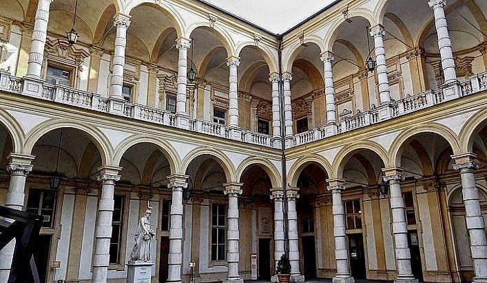 L'Ospedale di Carità nella Torino barocca