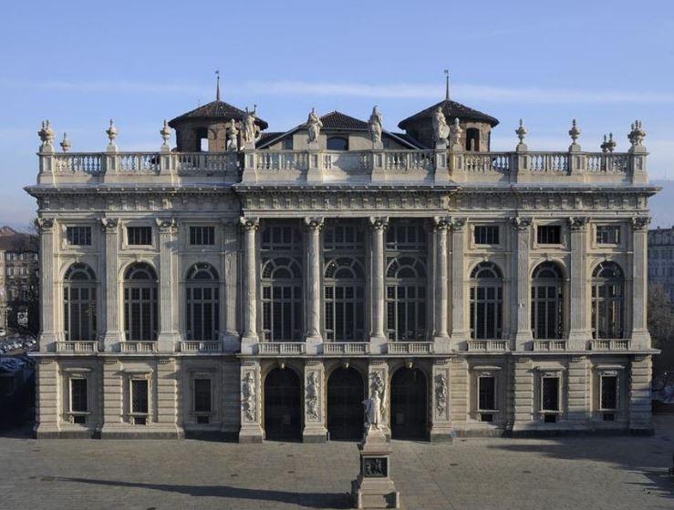 """Il Palazzo """"della Madama"""""""