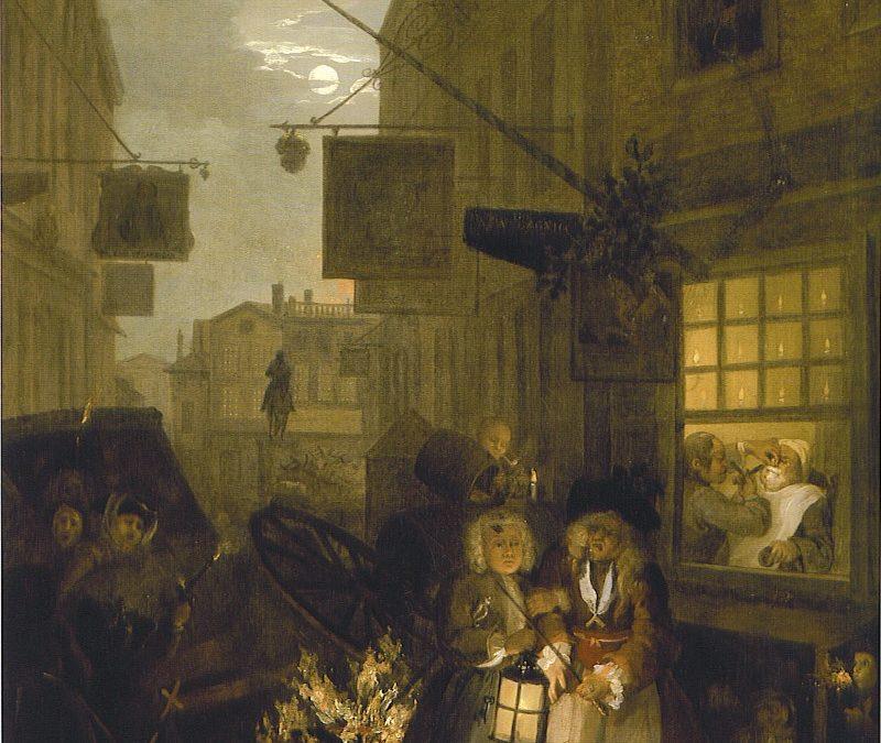 L'illuminazione nella Torino barocca