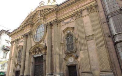 La chiesa di San Francesco D'Assisi a Torino