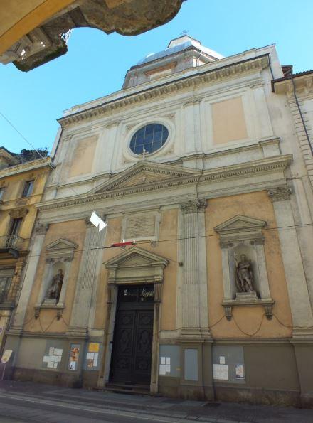 La chiesa di San Rocco e i tempi della peste