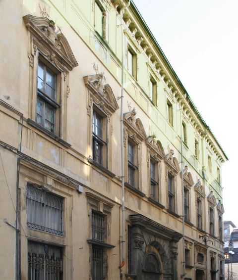 L'Ospedale Mauriziano a Torino