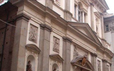 La chiesa dei Santi Martiri a Torino