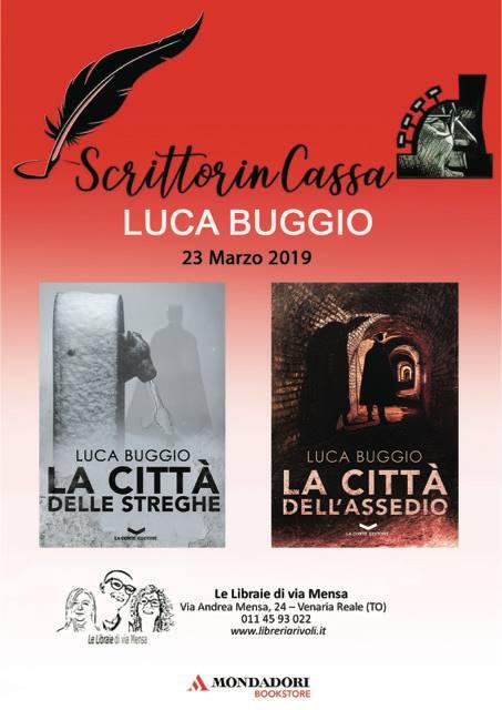 Eventi: firmacopie al Mondadori Bookstore di Venaria