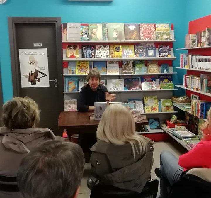 Eventi: presentazione alla libreria Byblos
