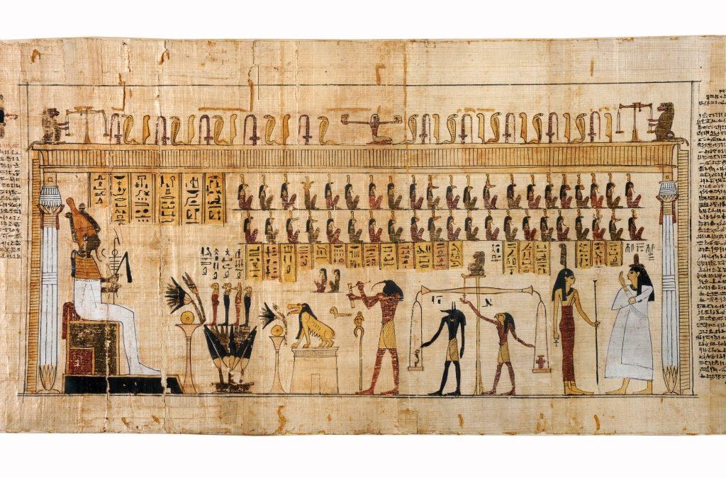 Torino e l'Antico Egitto