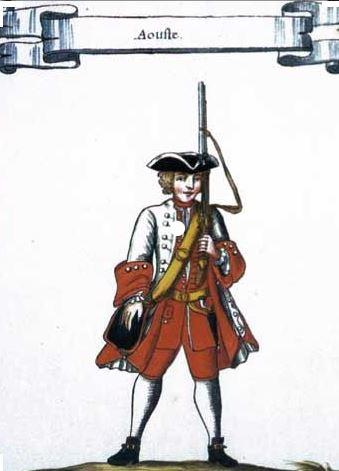 Le uniformi sabaude ai tempi dell'assedio