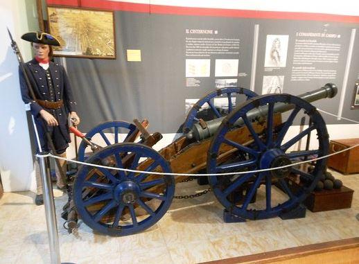 25-26 giugno 1706: accadde oggi, ieri, ier l'altro: duelli di artiglierie
