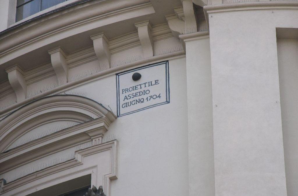 8-9-10 giugno 1706: accadde oggi, ieri, ier l'altro: bombe su Torino