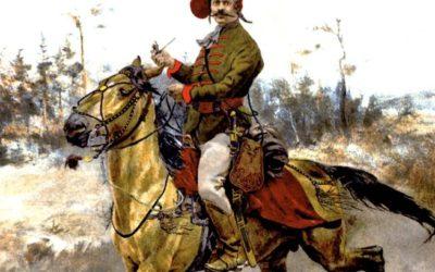 13-14 giugno 1706: accadde oggi, ieri, ier l'altro: gli ussari all'attacco