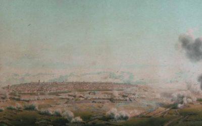 10-11 luglio 1706: accadde oggi, ieri, ier l'altro: guerra di trincee