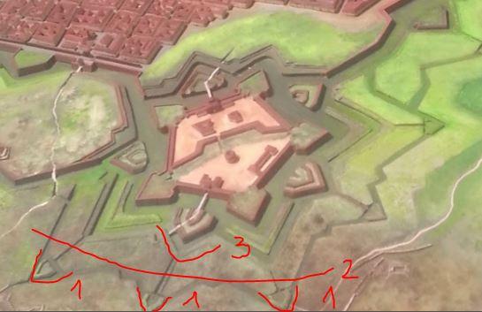 23-24-25 luglio 1706: accadde oggi, ieri, ier l'altro: bombe e trincee, trincee e bombe