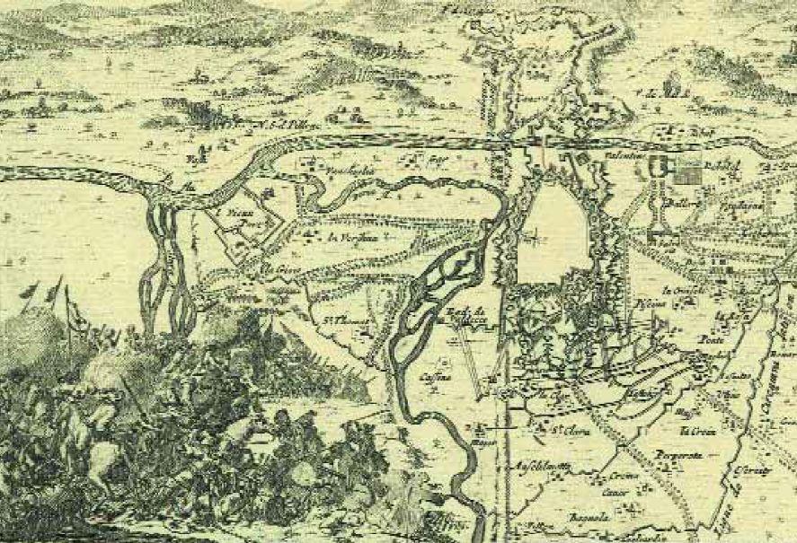30-31 luglio 1706: accadde oggi, ieri, ier l'altro: uomini d'onore