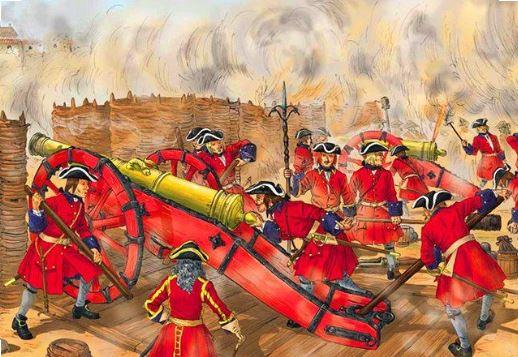 9 agosto 1706: accadde oggi, ieri, ier l'altro: discordia in campo nemico