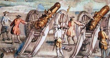 10-11 agosto 1706: accadde oggi, ieri, ier l'altro: artiglieri e cannoni