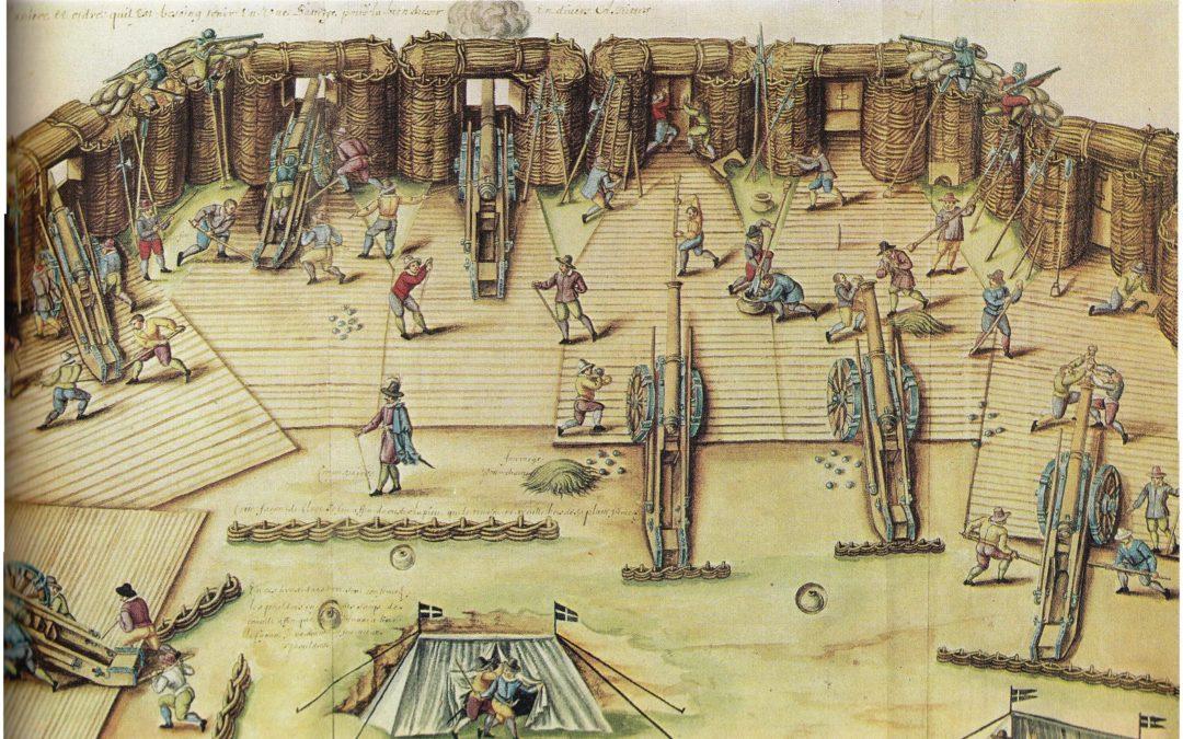 31 agosto 1706: accadde oggi, ieri, ier l'altro: motteggi dagli spalti
