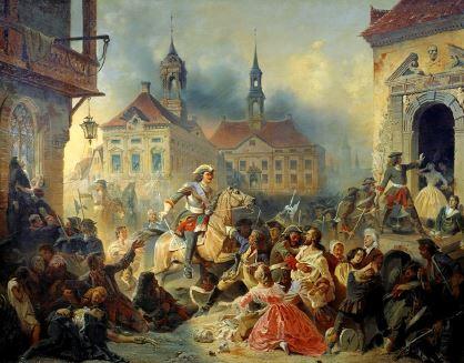 24 agosto 1706: accadde oggi, ieri, ier l'altro: saccheggi nei dintorni