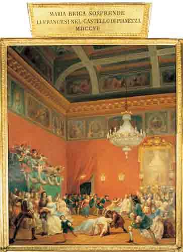 6 settembre 1706: accadde oggi, ieri, ier l'altro: Maria Bricca e i piani d'assalto