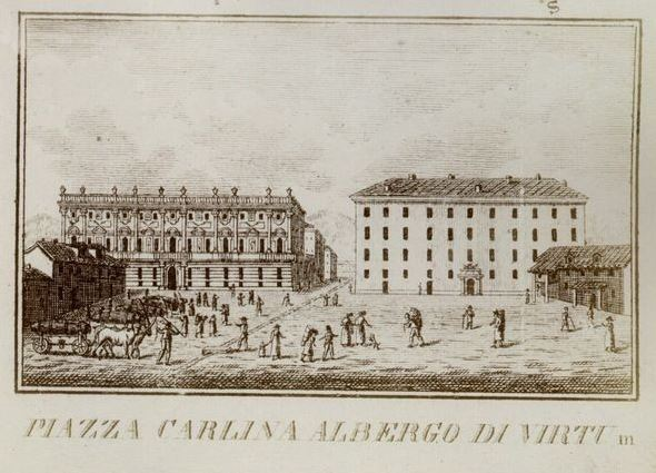 """Opere pie nella Torino barocca: """"l'Albergo di Virtù"""""""