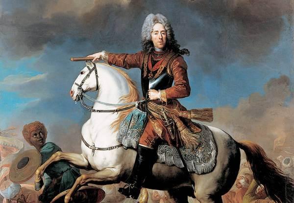 Personaggi storici: il Principe Eugenio