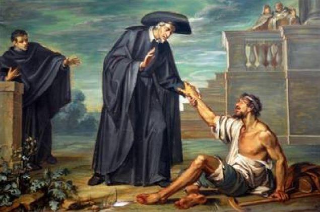 Personaggi storici: il Beato Valfrè