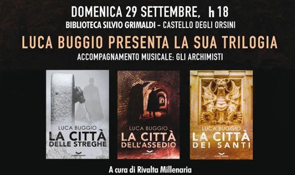 Eventi: presentazione al Castello Galli de La Loggia