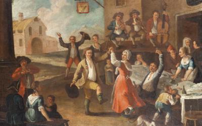 Galli, masche e taverne nel cuore della Città Vecchia