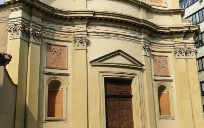 La chiesa dell'Immacolata Concezione e i missionari di Torino