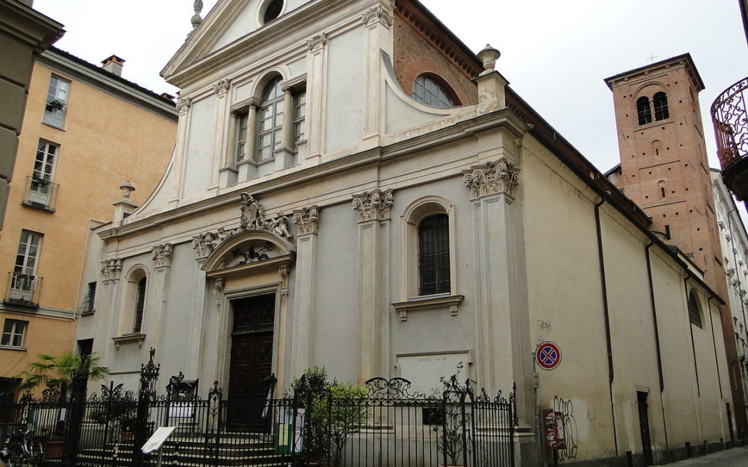 La chiesa di Sant'Agostino, i boia e i detenuti