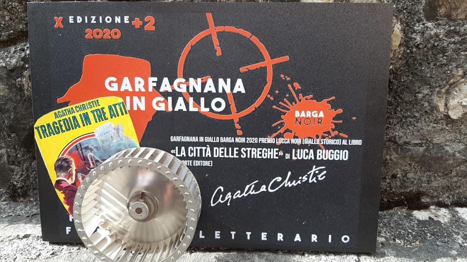 Eventi: premio Garfagnana in Giallo